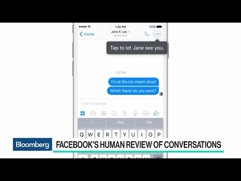Say What? Facebook Paid Contractors to Transcribe User Audio