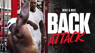 Mike & Mac | Back Attack | Full Workout