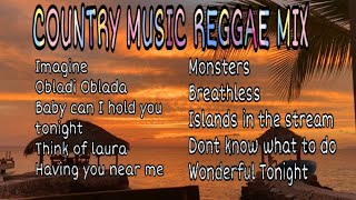 COUNTRY REGGAGE MIX   WEΝDIE CALLING POSTMA
