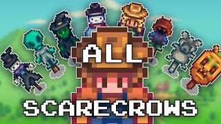Rarecrows; How to obtain all  - Stardew Valley thumbnail