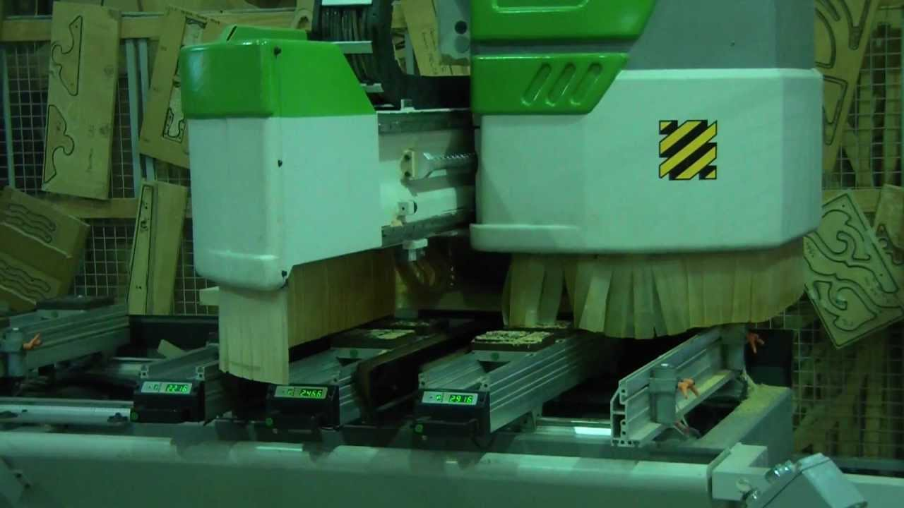 CNC processing centre ROVER A 16 | wood Processing Biesse ...