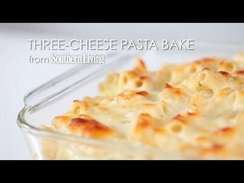 How to Make Three-Cheese Pasta Bake | MyRecipes