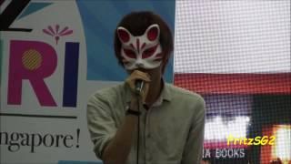 Itowokashi Funan Anime Matsuri 2014 Singapore