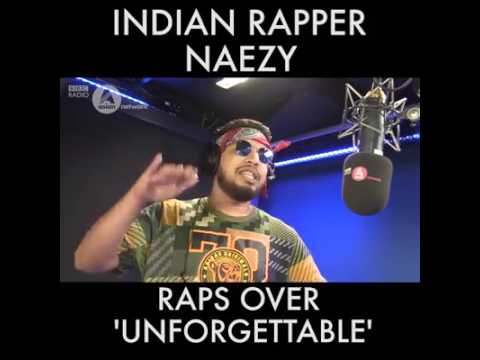 Naezy - Freestyle at BBC Asian Network...