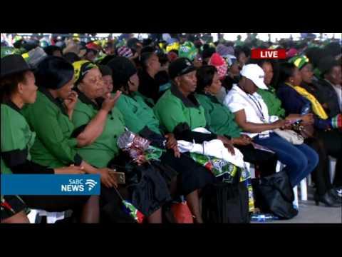President Zuma Women's Day 2017 keynote address
