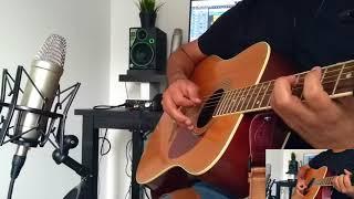 Tu mera nahi (cover) | Guitar | Instrumental | Saad Sultan ft. Rizwan Anwar & Aamir Aly