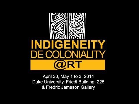 INDIGENIETY DECOLONIALITY @RT panel 2