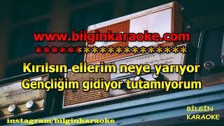 Muazzez Ersoy - Kırılsın Ellerim (Karaoke) Türkçe