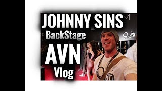 2018 AVN BackStage || Johnny Sins Vlog #43 || SinsTV