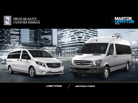 About Us | Custom Luxury Conversion Vans | HQ Custom Design