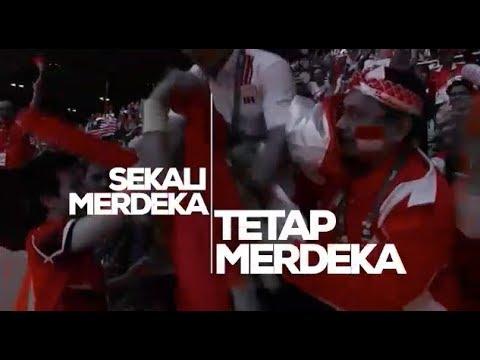 Merah Darahku! Putih Tulangku! Hari Merdeka Versi Sport Indosiar