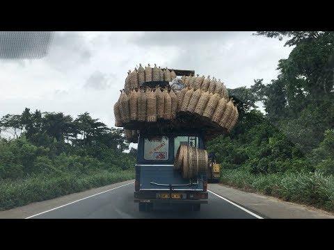 GHANA VLOG 2017 #25 || ROAD TRIP TO KUMASI || GHANA HOUSE TOUR || WEDDING BELLS || MENHYIA || ADEDE