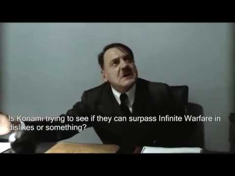 Hitler reacts to the Metal Gear Solid Pachinko Machine Trailer ಠ_ಠ