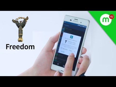 Hack, cheat game trên Android đơn giản bằng FREEDOM  | MangoTips #02