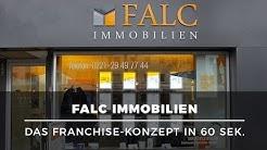 Erfolgreich als Immobilien-Makler – Das Falc Immobilien Franchise-Konzept in 60 Sek. erklärt