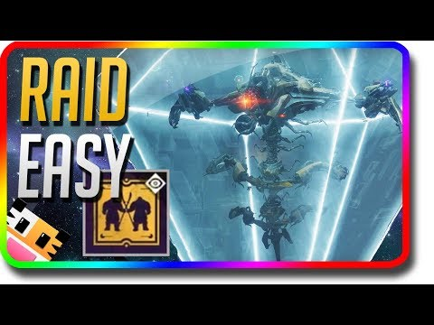 Destiny 2 - EATER OF WORLDS Raid Lair Easy Guide (Curse of Osiris Complete Raid Guide & Walkthrough)