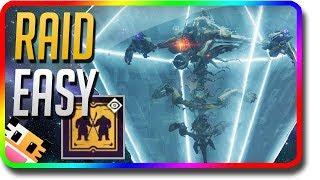 Destiny 2 - EATER OF WORLDS Raid Lair Easy Guide (Curse of Osiris Complete Raid Guide & Walkthrough)