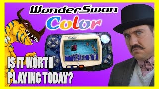 Bandai Wonderswan - System Review & History - Is It Worth Playing Today? - Top Hat Gaming Man