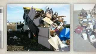 Junk Trash Removal And Demolition Home Gut Out 1-800-531-7799