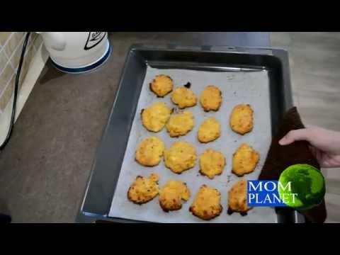 Печенье с творогом - кулинарный рецепт