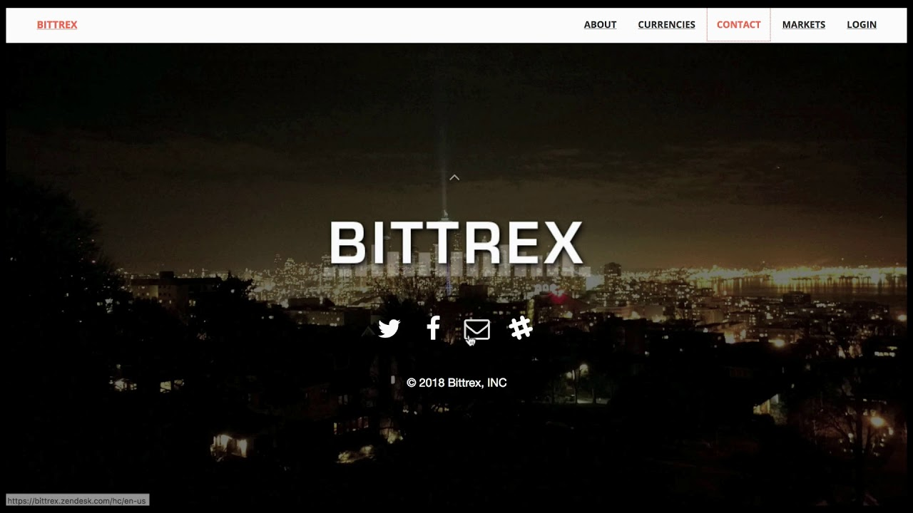 BITTREX Review 2019 - Accepted Countries, Payment Methods, Coins