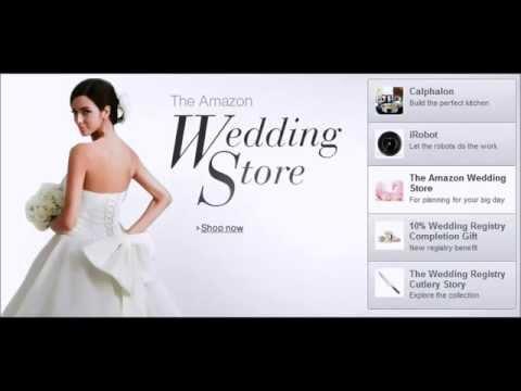 Amazon Wedding Registry Review
