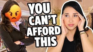 LUXURY STORE HORROR STORY - SHE YELLED AT ME FROM ACROSS THE STREET 🤬 STORYTIME | Mar