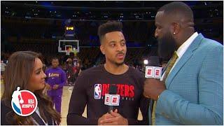 Kobe Bryant inspired my work ethic - CJ McCollum | Hoop Streams
