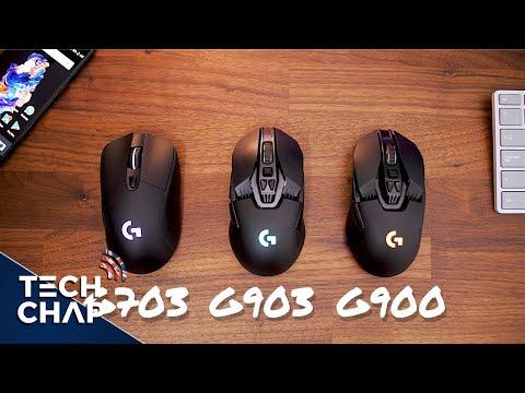 Logitech G903 vs G900 vs G703 - Best Wireless Gaming Mouse   The Tech Chap