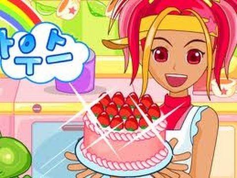 Juegos de Cocinar Tortas  YouTube