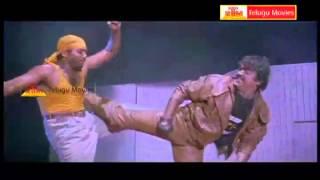 City Police Telugu Movie Part -17  Vijay Kanth, Suma