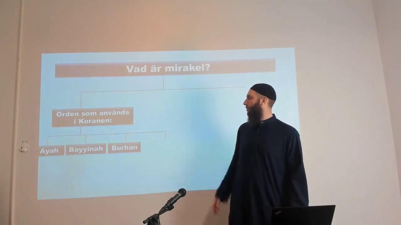 Bevisen för Muhammads (sallallahu alayhi wa sallam) profetskap | del 3 | Shaykh Abdullah as-Sueidi