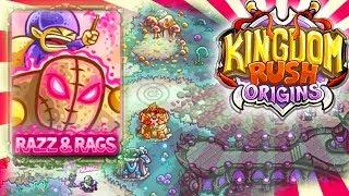PIERWSZY MEGA BOSS | #010 | Kingdom Rush Origins | PL