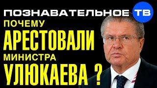 Почему арестовали министра Улюкаева? (Познавательное ТВ, Артём Войтенков)