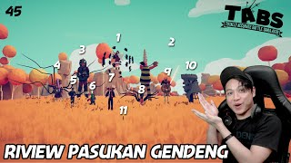 LAHIRNYA FACTION BARU GAK KARU-KARUAN | Totally Accurate Battle Simulator (tabs) #45
