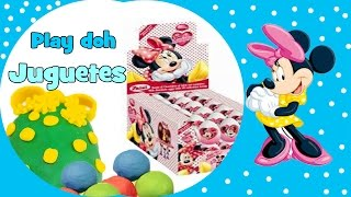 Play Doh Surprise Eggs Peppa Pig Frozen Mickey Mouse Spiderman Minnie Masha Disney Huevos Sorpresa[1]