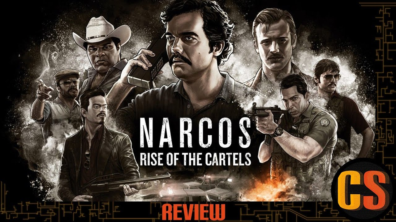 NARCOS: RISE OF THE CARTEL - PS4 REVIEW (Video Game Video Review)