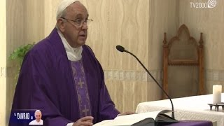 Il diario di Papa Francesco - 18 dicembre 2014