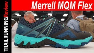 Merrell MQM Flex Preview