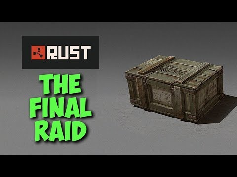 Living Off The Loot - RELOOTED #21 - Rust Survival Series