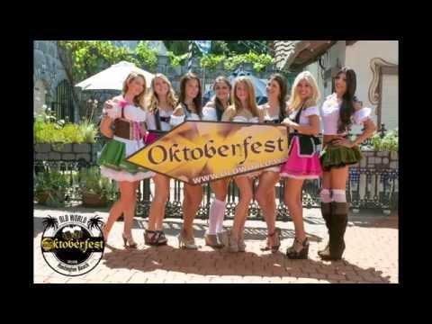 Girls Of Okoberfest | Old World | Huntington Beach | Orange County