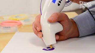 Обзор 3D-ручки 3Dsimo: заменит ли 3D-ручка 3D-принтер?(Хочешь такую? Тебе сюда — http://bit.ly/3Dsimo_mini_pen +++ Еще больше о гаджетах и девайсах — в нашем блоге на портале..., 2014-12-08T09:19:53.000Z)