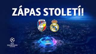 Zápas století! FC VIktoria Plzeň vs. Real Madrid CF