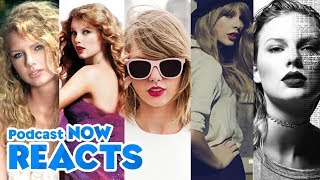 All Taylor Swift Albums Ranked (Including Reputation)