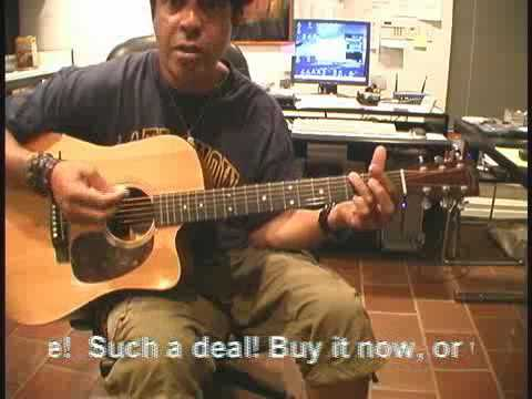 Easy Way To Play Bruce Springsteens Fire Chords Youtube