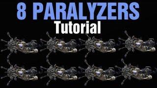 8 Paralyzers Tutorial - Buried Black Ops 2 Zombies (xbox360 Ps3 Pc) Petrifier Wonder Weapon