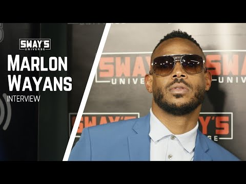 Hilarious Marlon Wayans on His Most Challenging & Best Performance | SWAY'S UNIVERSE