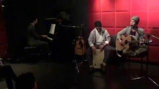 Tack Music Live vol.1 Vo/Gt ひろき Pf ゆうき Ca たくみ 札幌はススキ...