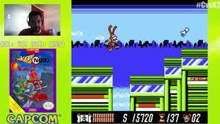 CAPCOM VS KONAMI 2.0: Yo! Noid (NES) - Part 1