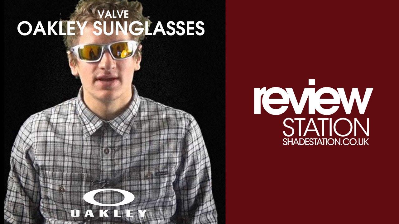 6ae10a5768ce1 James from Oakley talks Valve Sunglasses